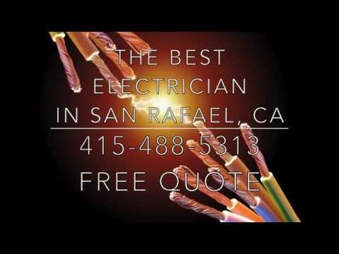Electrical Contractor | 415 488 5313 | San Rafael CA