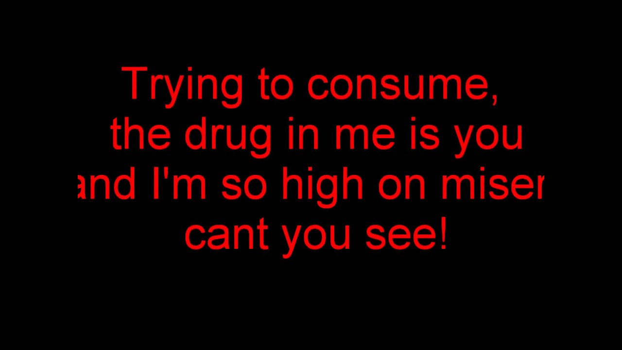 Falling In Reverse - The Drug In Me Is You [With Lyrics ...