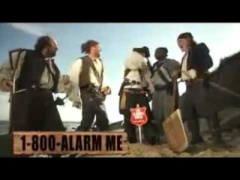 Slomin's Home Security | Pirates Commercial