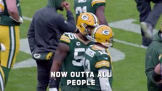 Za'Darius Smith Roasts Aaron Rodgers/ Funny mic'd up moments