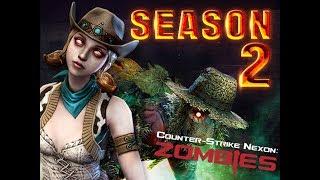 Counter-Strike Nexon: Zombies -  Season Pass 2 Content