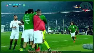 ملخص مباراة السعودية و الكويت 2-1 |تعليق عامر عبدالله|خليجي 23 ...