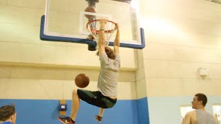 Basketball Trick Shots!