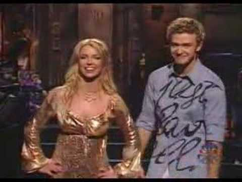 Moments of Love--Justin Timberlake and Britney Spears