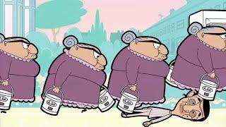 MR BEAN FUNNY CARTOON ᴴᴰ мистер бин мультфильм на русском языке все серии подряд 2017 l P 1