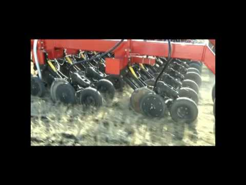 Bourgault 3710 Independent Coulter Drill Operator's Video - Part 2 of 3
