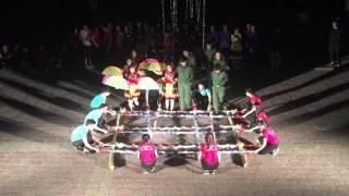 Sạp CLB VHTT - ĐHCN Quảng Ninh -2017