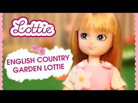 English Country Garden Lottie doll