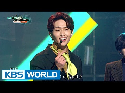 SHINee - 1 of 1 [Music Bank HOT Stage / 2016.10.14]