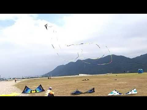 2019桃園國際風箏節 風箏特技表演 3