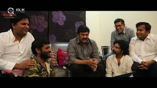 Megastar Chiranjeevi About George Reddy Movie