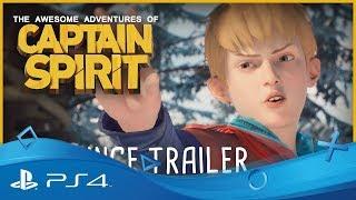Life is strange: les aventures extraordinaires de captain spirit :  bande-annonce 3
