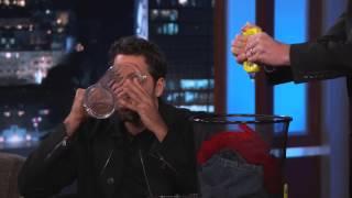 David blaine kerosene and water