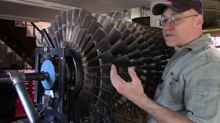 Turbine Engine Heat Damage