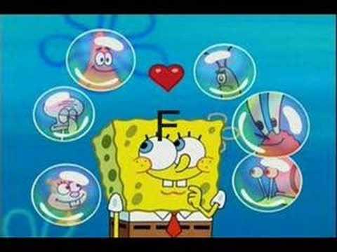 Spongebob & Plankton - F.U.N. song - SpongeBoB Square ...