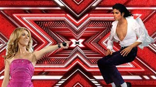 If Famous Singers Had Voices From Funny X Factor Auditions 1