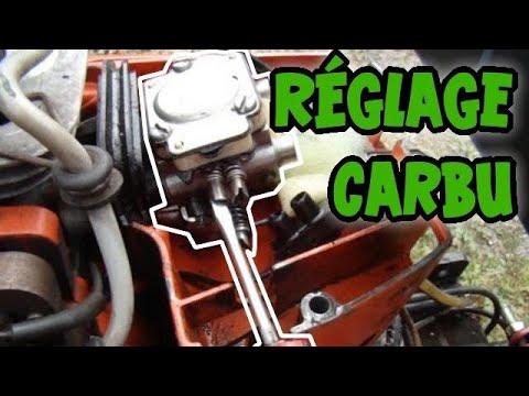 R 233 Gler Un Carburateur A Membrane Sur Un Moteur 2 Temps