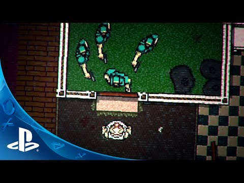 Hotline Miami 2: Wrong Number Trailer