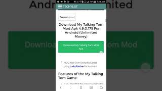 How to download mod my talking tom