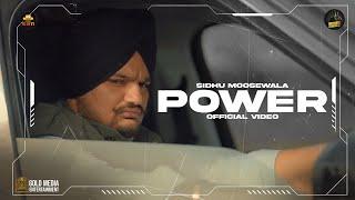 Power – Sidhu Moose Wala (Moosetape) Video HD