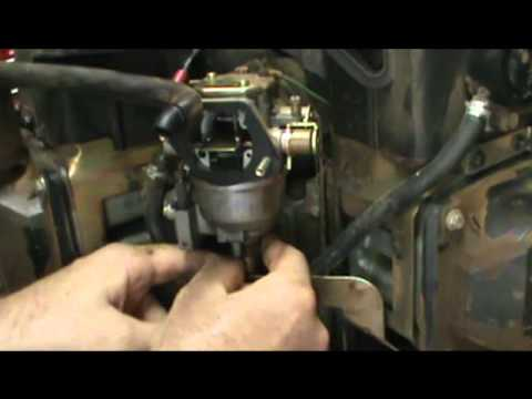 small engine repair how to check a solenoid fuel shut off cub cadet carb diagram cub cadet transaxle diagram