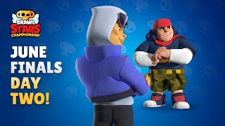 Brawl Stars Championship 2020 - June Finals - Day 2