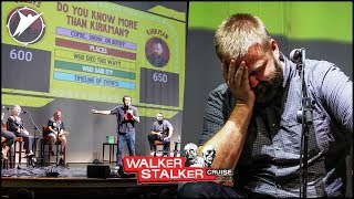 Robert Kirkman VS Fans - The Walking Dead Trivia!