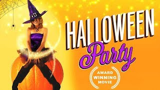 Halloween Party (Free Movie, Comedy, HD, AWARD-WINNING Film, Halloween) romantic full movie