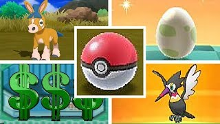 15 AWESOME CHEATS For Pokemon Ultra Sun & Ultra Moon