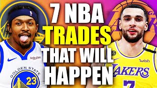 7 NBA TRADES THAT ARE ABOUT TO HAPPEN THIS SEASON
