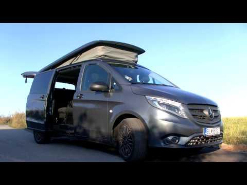 TEST Mercedes Benz Marco Polo Activity 250 d