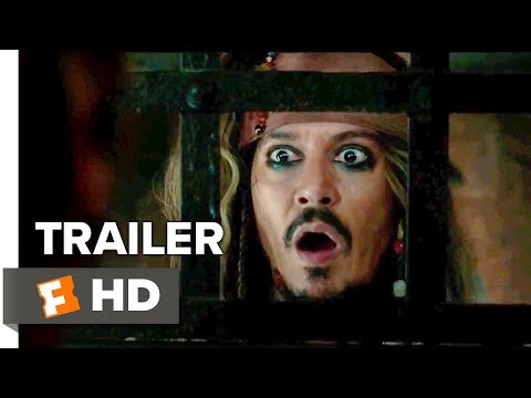 Pirates of the Caribbean: Dead Men Tell No Tales Trailer #1 (2017)
