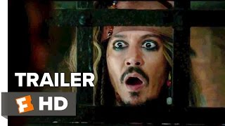 Pirates of the Caribbean : Dead Men Tell No Tales 2017 Movie Trailer