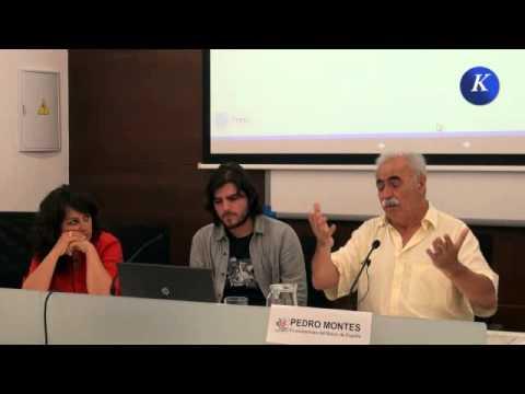 Debate: conferencia la salida de la crisis y el euro por Pedro Montes - Frente Civico Carmona