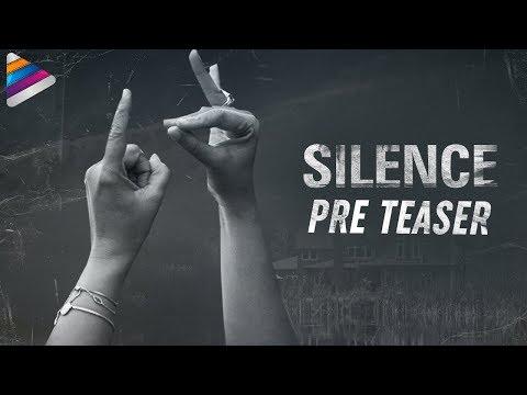 Silence( Nishabdam) Movie Pre Teaser- Anushka Shetty, Madhavan, Anjali