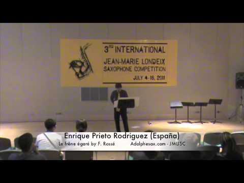 3rd JMLISC: Enrique Prieto Rodriguez (España) Le frene egare F. Rosse