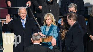 WATCH LIVE | Inauguration of Joe Biden and Kamala Harris