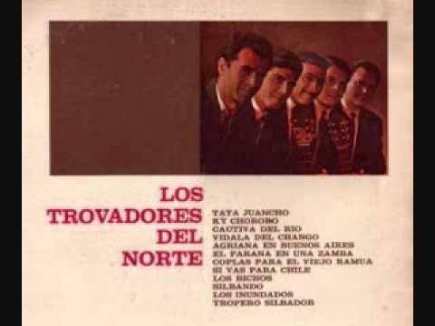 Vidala del chango - Los Trovadores del Norte