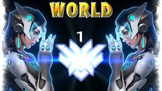 #1 WORLD SYMMETRA