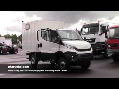 iv3757 Iveco Daily workshop truck