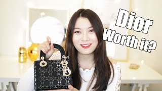 Mini Lady Dior Bag Review - Current Favorite Bag