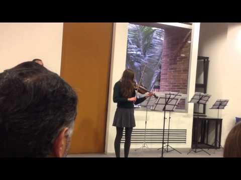 Tristezas del alma camila violin