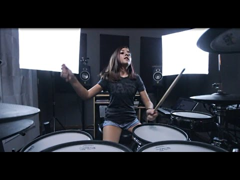 Awake and Alive - Skillet Drum Cover