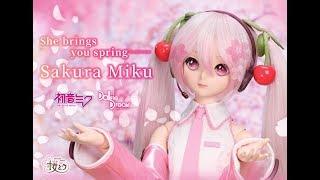 Dollfie Dream® Sakura Miku