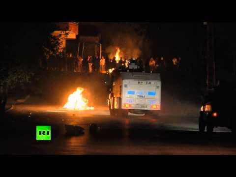 Беспорядки в Турции продолжаются пятую ночь