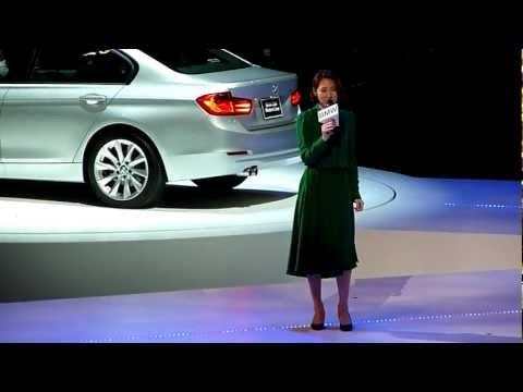 20120316 台北小巨蛋BMW F30 New 3 Series發表會-王若琳(Joanna Wang)#2