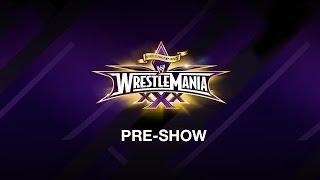 WrestleMania Pre-Show