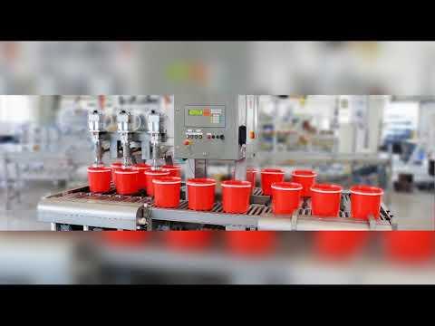 Liquid Filling Equipment Manufacturer