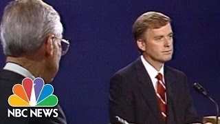 The Story Behind 'You're No Jack Kennedy'   NBC News
