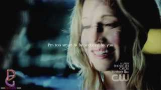 Klaus  Caroline  I intend to be your last However long it takes